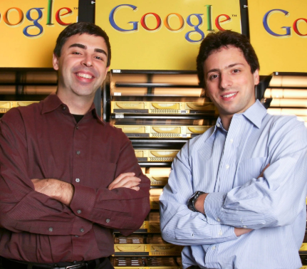 Google co-founders Larry Page and Sergey Brin resign as CEOs