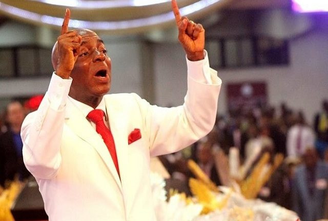 Imagine not hanging killers but they want to hang hate speakers - Bishop Oyedepo speaks on hate speech bill