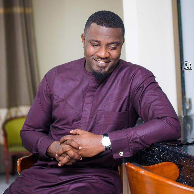 John Dumelo calls for the legalization of polygamy in Ghana since most men have side chicks