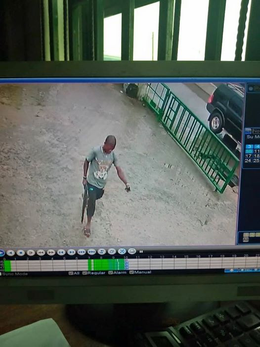 """Police gun down notorious armed robber """"Grave"""""""