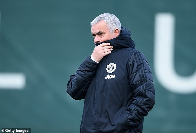 Jose Mourinho explains why he chose to live for 3 years in a hotel than living in his own house while at Man Utd - I can't clean, can't iron, can't cook thumbnail