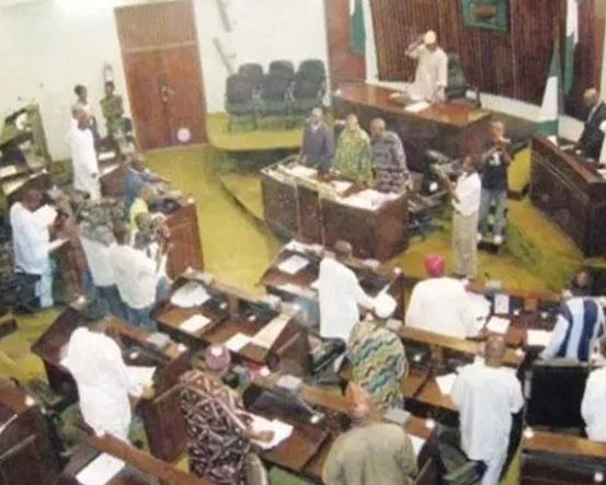 Edo State Crisis: Speaker declares seats of 12 members-elect vacant