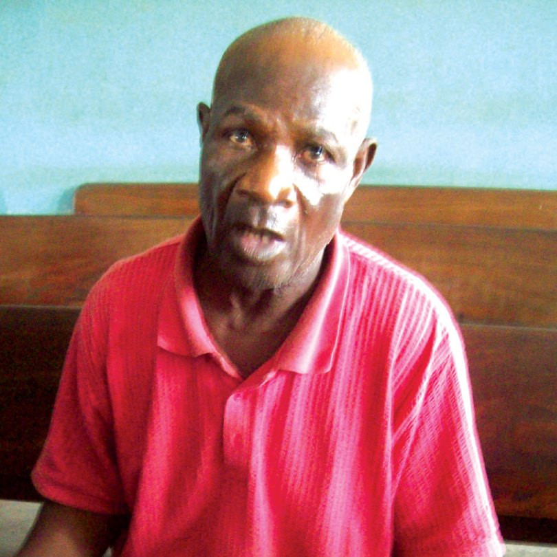 65-year-old man jailed for raping 11-year-old girl
