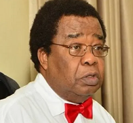 The church must stop worshiping rich people - Ex-minister,?Prof. Bolaji Akinyemi