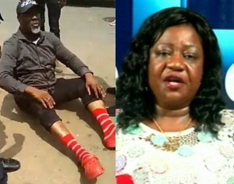 'Never jump out of a moving car' - President Buhari's aide, Lauretta Onochie mocks Dino Melaye while congratulating Smart Adeyemi