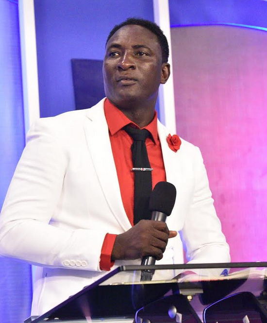 'Rush God the way you rush money to be successful'- Prophet Jeremiah Omoto Fufeyin