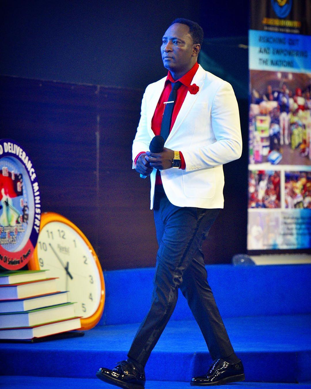 ?Rush God the way you rush money to be successful?- Prophet Jeremiah Omoto Fufeyin