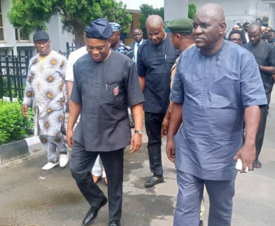 Update: Judge orders Orji Uzor Kalu's company, Slok Nigeria Limited, be closed down and its assets forfeited to Federal Government