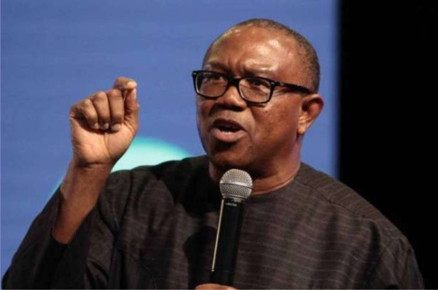 The church is not showing a good example by blessing poor people who make money after coming into government - Peter Obi