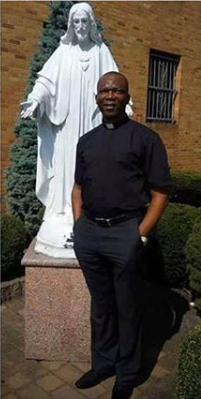 Catholic priest slumps and dies during football match with colleagues