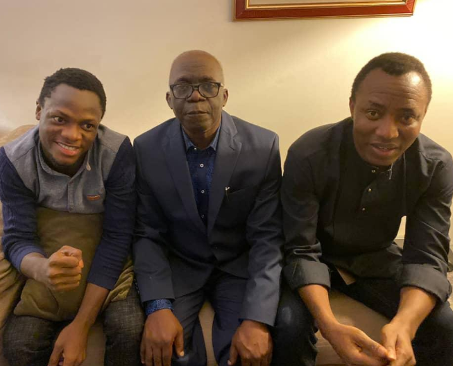 Shehu Sani - Omoyele Sowore's Release Is A Big Relief thumbnail