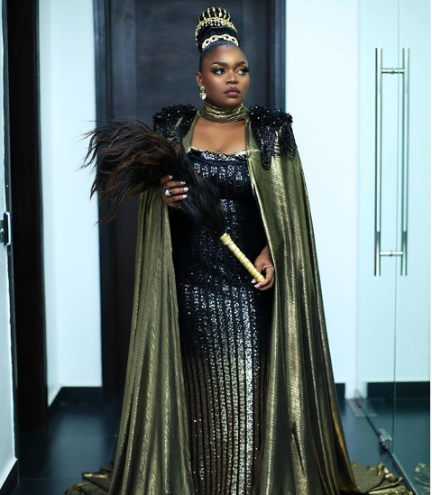 Photos: Ex-BBNAija housemate, Bisola steps out as