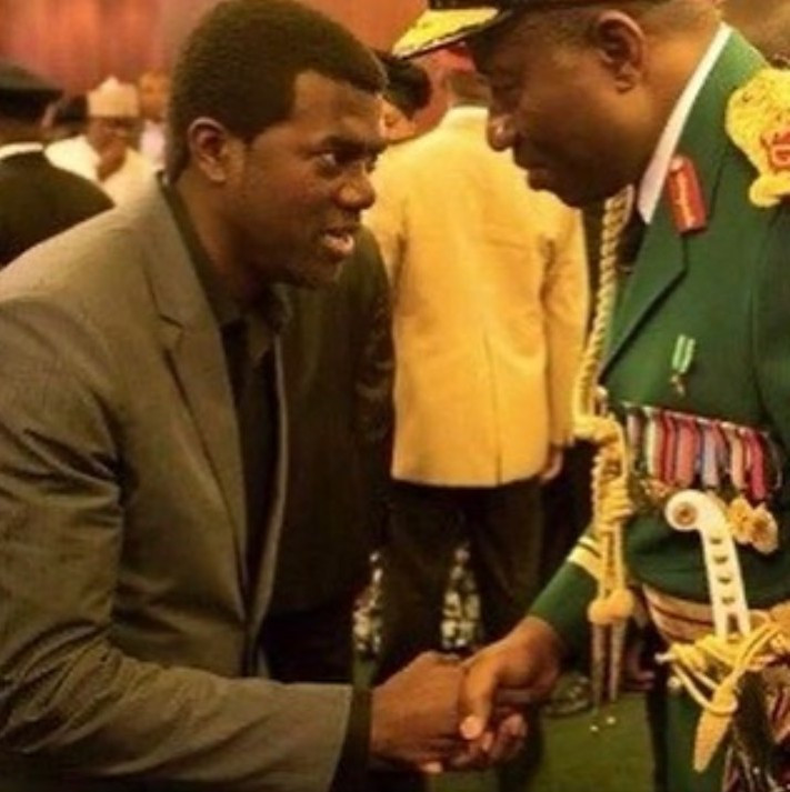 Reno Omokri responds to Nigerians asking for his opinion on the alleged rearrest of Sowore by the DSS