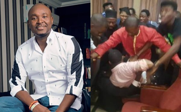 Reps Member, Akin Alabi Blows Hot - DSS Will Have To Explain Why Sowore Was Rearrested thumbnail