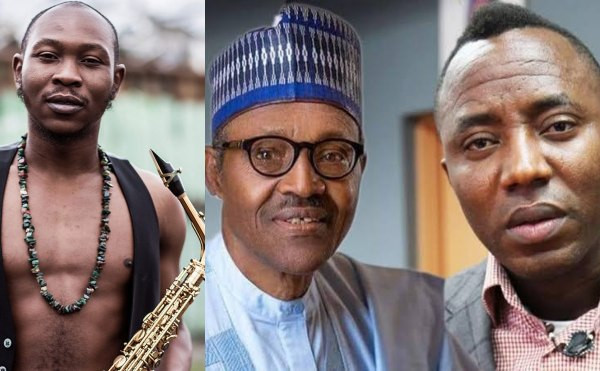 Buhari knows Nigerians will never stand up for those that stand up for them - Seun Kuti speaks on Sowore