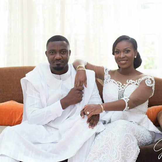 John Dumelo - my wife dealt with me after my comment on legalizing polygamy