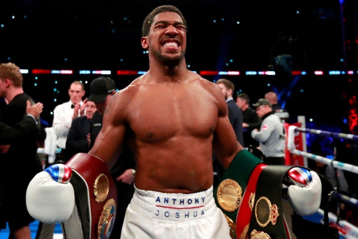 Anthony Joshua defeats Andy Ruiz to reclaim his world heavyweight titles