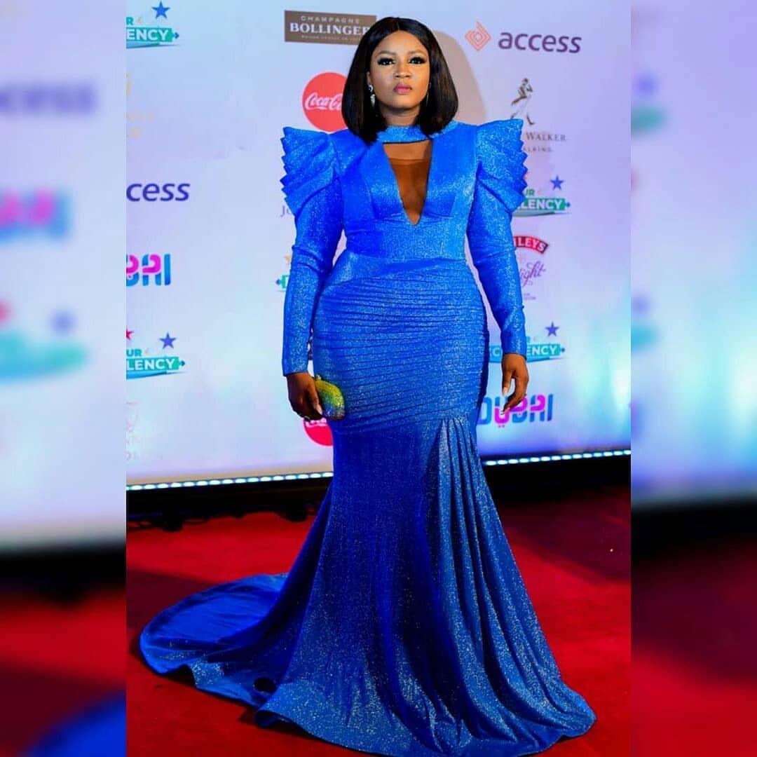 Photos: Mo Abudu, Funke Akindele, Chigurl, Waje, Ebuka, Omawumi, Layole Oyatogun, others at Your Excellency movie premiere