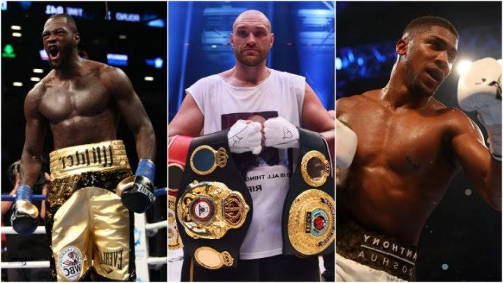 Deontay Wilder and Tyson Fury are the best in the world, but I'd beat them - Anthony Joshua confidently says