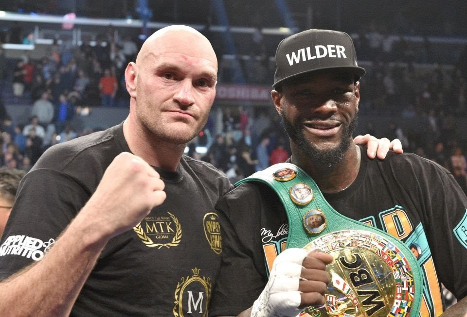 Deontay Wilder and Tyson Fury are the best in the world, but I