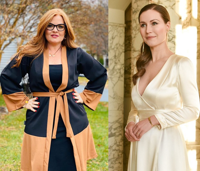 If this doesn't inspire us ladies, I don't know what else will - Laurie Idahosa reacts to Finland's Sanna Marin becoming world's youngest Prime Minister