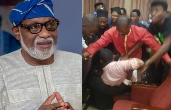 There?s no explanation anybody can give ? Governor Akeredolu condemns invasion of courtroom by DSS operatives to arrest Sowore