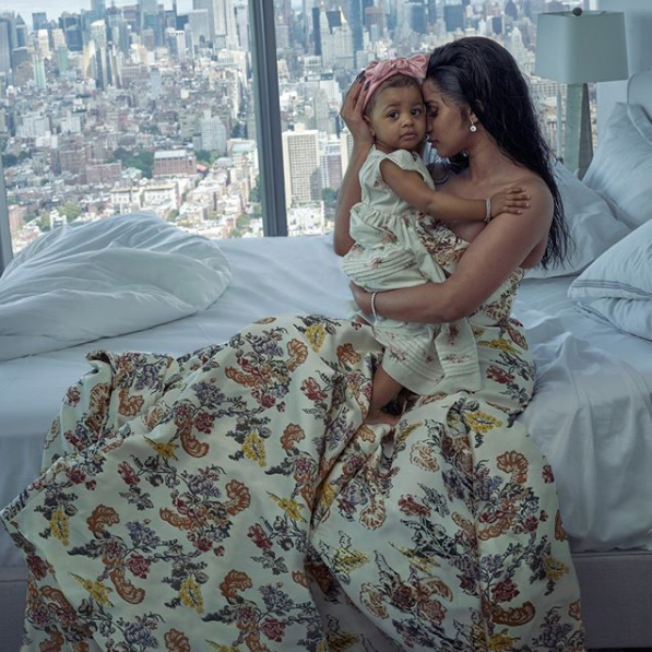 Cardi B gives her opinion on feminism as she covers Vogue magazine with her daughter
