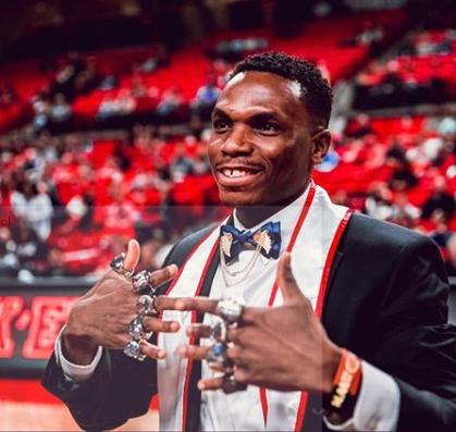 #INeverExperredIt: Divine Oduduru graduates from Texas Tech?University (photos)