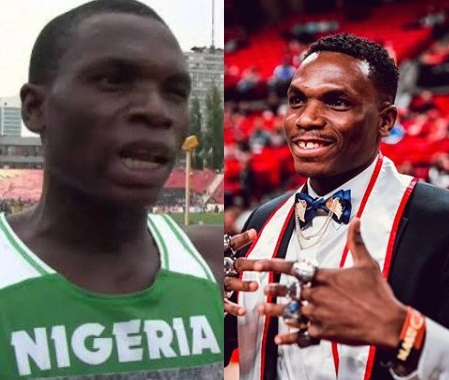 #INeverExperredit: Nigerian athlete graduates from US University