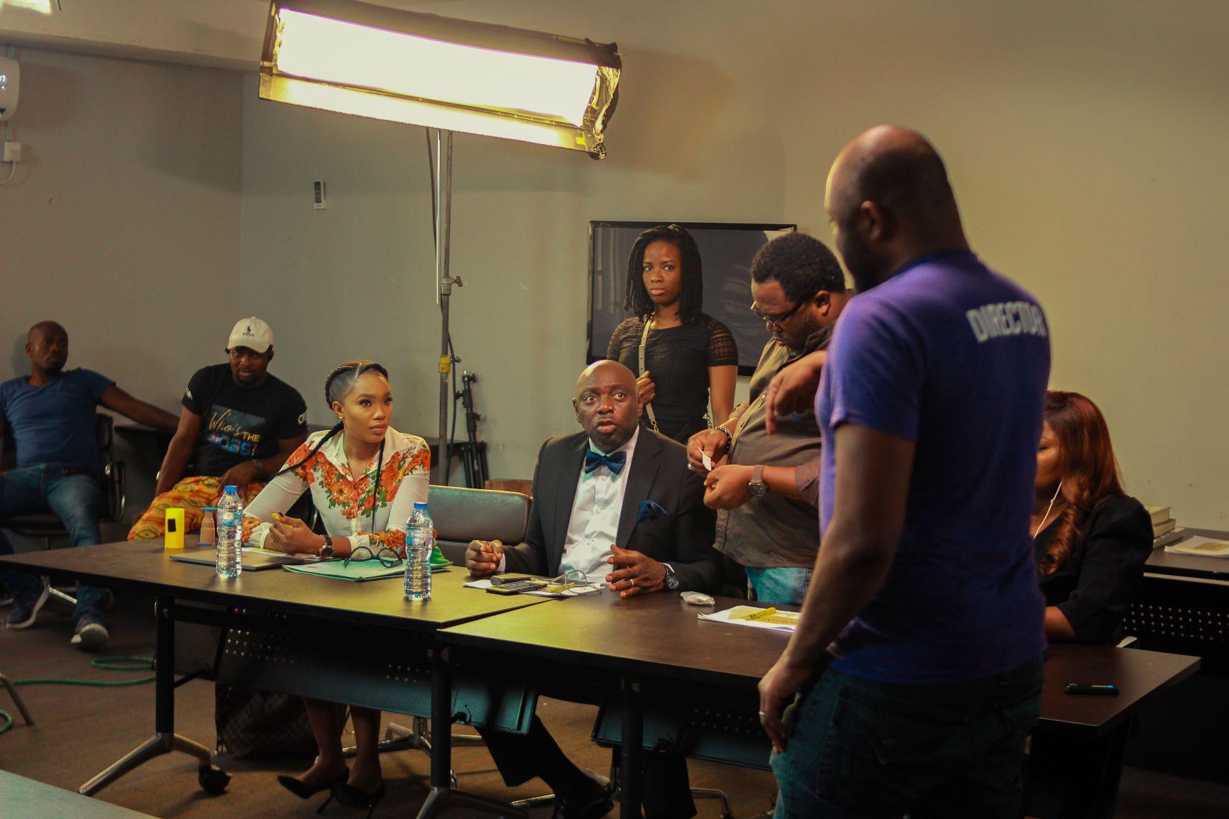 Teaser: INKBLOT teams up with Funke Akindele Bello for Chinaza Onuzo