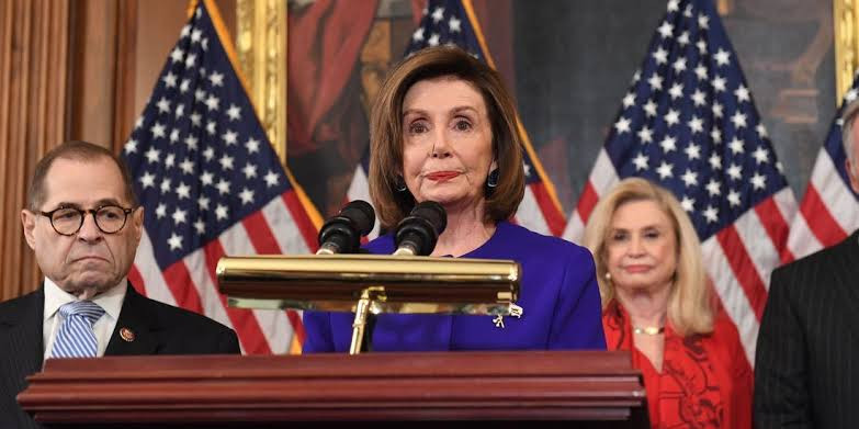 Read the two articles of impeachment Democrats unveiled against Trump + Democrats explain why the impeachment process is being rushed