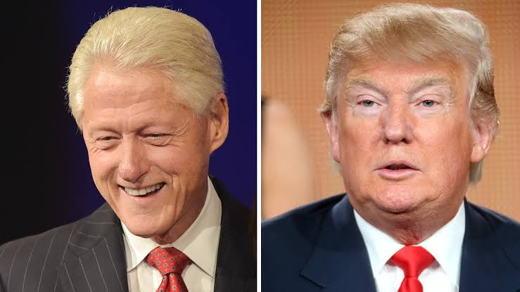 Bill Clinton weighs in on Trump