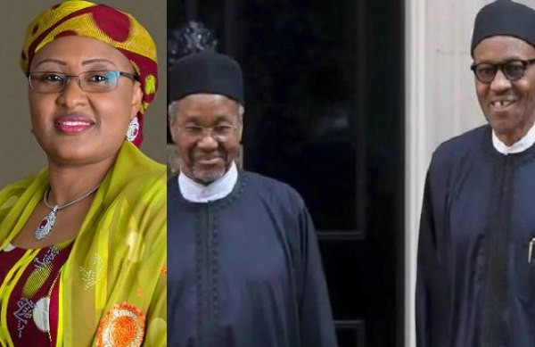 Mamman Daura gave presidential orders without my husband?s knowledge ? Aisha Buhari