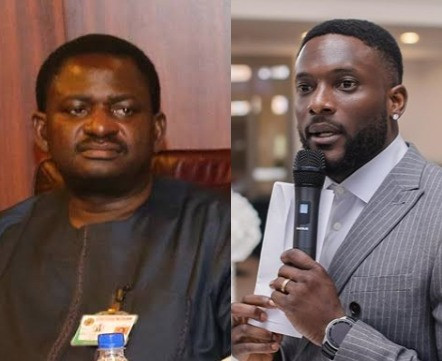 You will be appearing in Yoruba movies with Dino Melaye come 2024- Wale Gates tells Femi Adesina over comment on Punch?s editorial