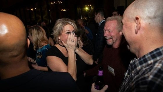 Company surprises it's 198 staff with $10m in Christmas bonus allowance at end of year party