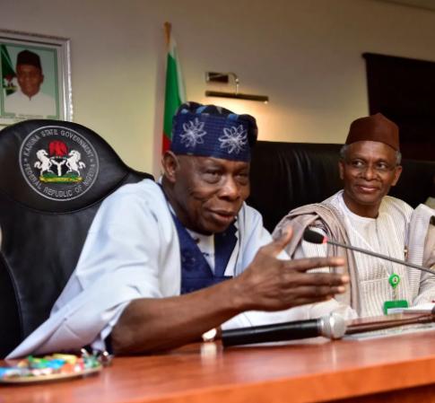 We need a character like El-Rufai in Nigeria – Olusegun Obasanjo