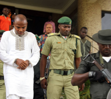 ECOWAS court strikes out Nnamdi Kanu?s $800m lawsuit against President Buhari