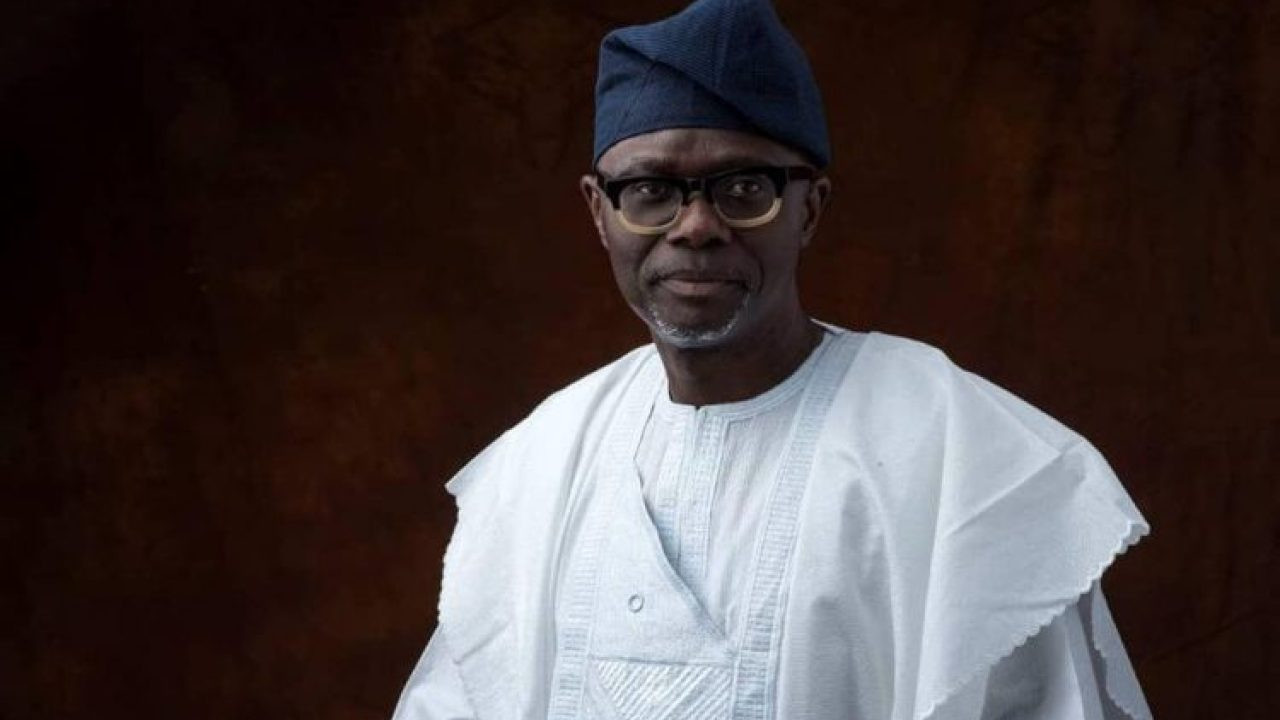I never saw myself as a politician until 2018 - Governor Sanwo-Olu
