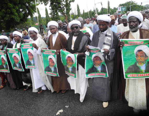 Fourth Anniversary Of Zaria Massacre: Shiites send message to Presidency
