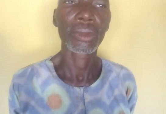 60-year-old man allegedly defiles neighbour
