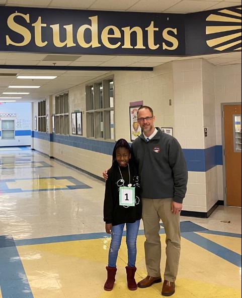 Nigerian girl Izoduwa comes first in US school