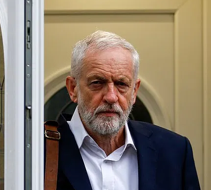Jeremy Corbyn quits after crushing defeat in election