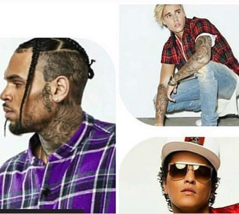 Chris Brown, Bruno Mars, Justin Bieber top list of best-selling male singers in US from 2000 to 2019