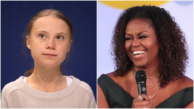Michelle Obama gives word of advice to Greta Thunberg after Trump mocked her on Twitter
