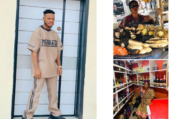 Dancer Poco Lee upgrades his mother's business from selling roasted plantain to owning a wine shop!
