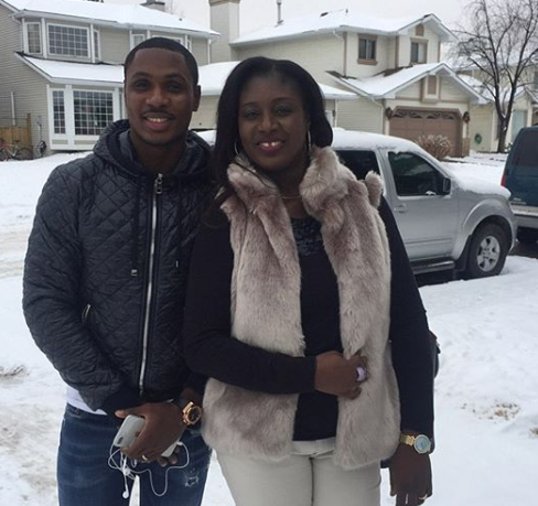 Nigerian footballer, Jude Ighalo, loses his sister, Mary