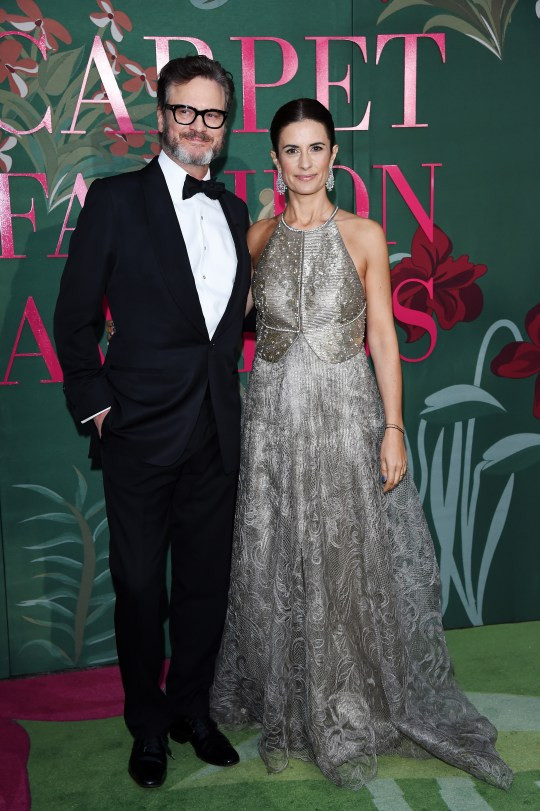 Colin Firth and wife Livia Giuggioli split after 22 years of marriage