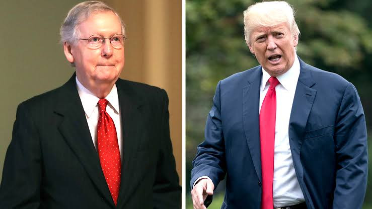 US Senate leadership says - There is zero chance that we'll remove Trump from office