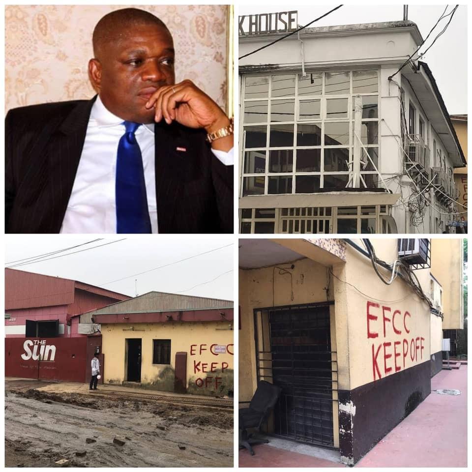 N7.65bn fraud: EFCC marks properties of convicted ex-Abia gov, Orji Uzor Kalu