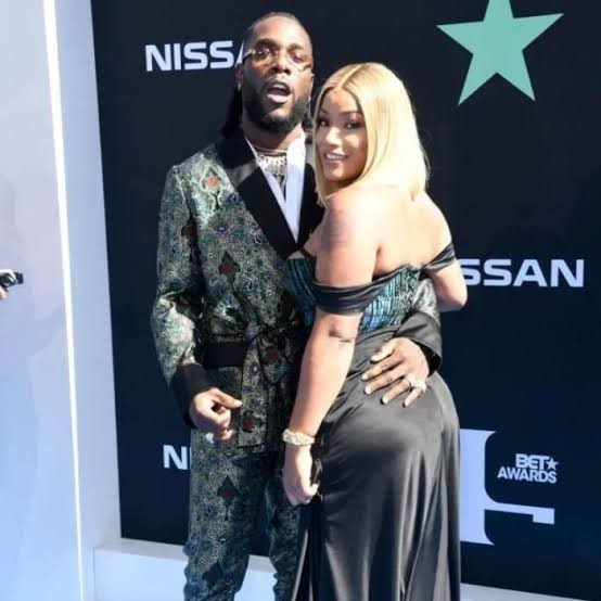 Stefflon Don reveals what she wants from Burna Boy on her birthday